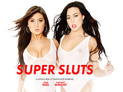 SUPER SLUTS - featuring Jojo Kiss and Whitney Wright