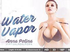 Anna Polina in Water vapor - VirtualRealPorn