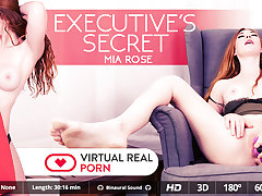 Mia Rose in Executive's secret - VirtualRealPorn
