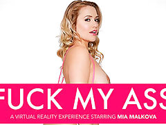 FUCK MY ASS featuring Mia Malkova