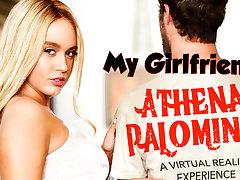 Athena Palomino  Dylan Snow in NaughtyAmericaVR