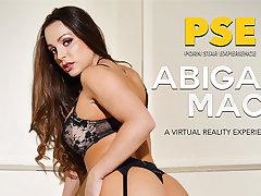 Naughty America VR presents PSE - Abigail Mac - NaughtyAmericaVR
