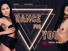 Nick Ross  Suzie Q in Dance for you - VirtualRealPorn