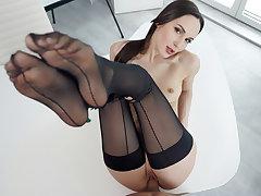 VR porn - Teacher Fuck - SexBabesVR