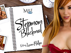 MilfVR - Stepmom Blackmail