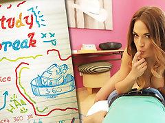 Nicole Vice in Study Break - VRBangers