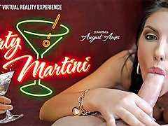 August Ames in Dirty Martini - VRBangers