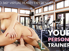 Nicole Aniston in Your Personal Trainer - VRBangers