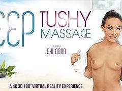 Lexi Dona in Deep Tushy Massage - VRBangers