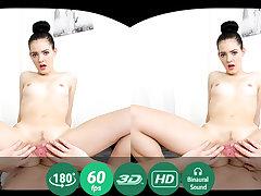 Anie Darling in Nuru Massage Experience - TMWVRNet