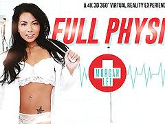 Morgan Lee in Full Physical - VRBangers