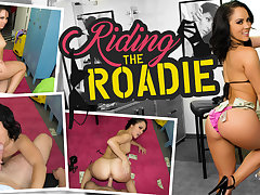 Kristina Rose in Riding the Roadie - WankzVR