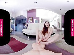 BaBeVRcom All Natural Teen Melody Wylde Has High Sexpectations From You