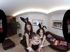 VirtualRealPorn - Bunny game