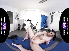 TmwVRnet - Denisa - Explicit Revelation from a Busty Gymnast