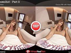 Fenyx Santos  Irina Vega in Desired hot II - VirtualRealPorn