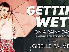GETTING WET on a Rainy Day featuring Giselle Palmer